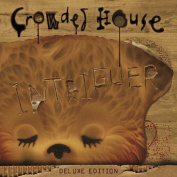 Intriguer Deluxe Edition CD by Crowded House 2Disc