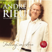 Falling in Love in Maastricht CD by Andre Rieu 1Disc