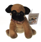 Warmies Pugsy the Pug Cosy Pets Fully Microwavable Toy
