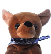 Warmies Chico the Chihuahua Cosy Pets Fully Microwavable Toy