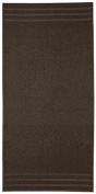Kleine Wolke Royal 3003347201 Guest Towel 30 x 50 cm Dark Brown