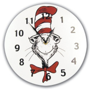 Trend Lab Dr. Seuss Wall Clock, Cat In The Hat Kids, Infant, Child, Baby Products