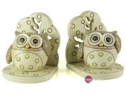 Baby or Nursery Owl Bookends