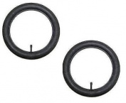 2 x QUINNY BUZZ 32cm INNER TUBE FOR FRONT OR REAR WHEELS STRAIGHT VALVE