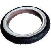 Phil & Teds Dot Tyre, Genuine White Stripe Tyre, 25cm