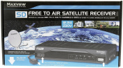 Maxview MXL020/SD Free to Air Digital Satellite Receiver Standard Definition