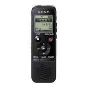 Sony ICD-PX440 4GB Digital Voice Recorder with Stereo Mic