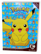 Pokemon 2016 Advent Calendar - Milk chocolate - Nut Free - Official Product …