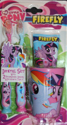 My Little Pony Dental Set, Toothbrush x 2, Toothpaste & Cup / Beaker