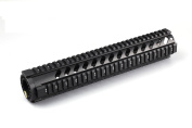 Ohhunt Tactical 12 Inches Free Float Quad Picatinny Rail Handguard Fit For 20mm Picatinny Rails