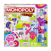 Hasbro Monopoly Junior My Little Pony Friendship is Magic Toy