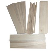 Balsa Wood - Large Bundle by DMF Products