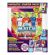Topps Match Attax 16/17 EPL 2016/2017 Starter Pack Album With Limited Edition