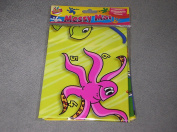 Octopus Children's, Kids, Wipe Clean Messy Mats for Boys and Girls Arts and Craft Age 3+ by ARTBOX