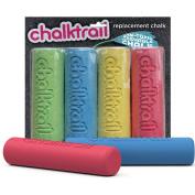 "Folkmanis 127030cm Chalk Trail Replacement Chalks"" Toy"
