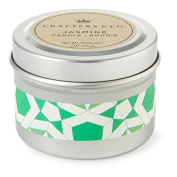 Crafters & Co. - 60ml Travel Candle - Jasmine