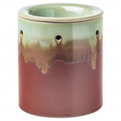 Crafters & Co. Rustic Drip Glaze Wax Warmer
