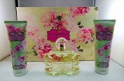 Jessica Simpson Vintage Bloom 3pc Set 100ml Eau de Parfum, 90ml Body lotion, 90ml Shower Gel In a Gift Box NEW by Jessica Simpson