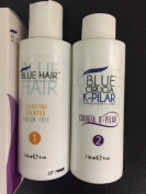 Blue Cirugia K-Pilar Professional Use & Clarifying Shampoo (120ml) by Blue Hair