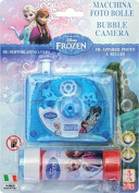 Frozen Bubble Camera Play Kids Toy Party Bag Filler Fun Disney Movie