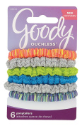 Goody Ouchless 1945788 Ponytailers, Sport Bright