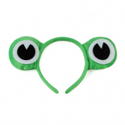 TopTie Cute Animal Headbands, Animal Headwear, Party Accessories, Animal Costume FROG