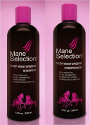 Mane Selection Moisturise-Texturizer Shampoo & Conditioner Pair by Mane Selection