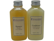 Poggesi Coco Mango Shampoo and Conditioner Lot of 12 (6 of each) 60ml Bottles Total of 710ml by Poggesi