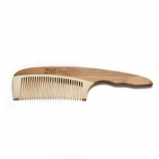 SHARPSWISS No Static Handle Wooden Hair Comb