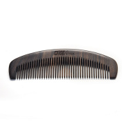 SHARPSWISS No Static Black Nature Quality Wooden Hair Combs
