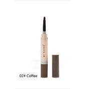 YANQINA Fashion Pro Eye Brow Dye Cream Pencil Long Lasting Waterproof Eyebrow Set Makeup