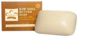 Bar Soap (Raw Shea W/Frankincense & Myrrh) 3pk by Nubian Heritage