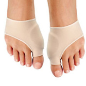 Bunion Protector and Detox Sleeves Bunion Corrector with EuroNatural Gel to Relieve Your Bunion Pain and Restore the Toes' Natural Alignment