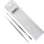 ClipPro Ingrown Toenail File & Lifter Set. Premium Grade Stainless Steel. FREE PDF Instruction Guide