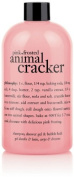 Philosophy Pink Frosted Animal Cracker (Shampoo, Shower Gel and Bubble Bath)470ml by Philosophy, Inc