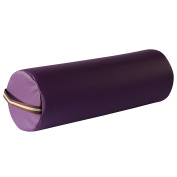 Mt Massage Extra Large 23cm x 70cm Full Round Bolster for Massage Tables Purple