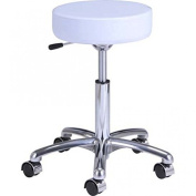 BEAUTY SALON ALL PURPOSE ROLLING STOOL MANICURE PEDICURE TECHINICIAN STOOL DOCTOR OFFICE TATTOO STOOL WITH HEIGHT ADJUSTMENT - BABY PANDA