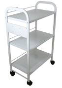 Skin Act All Metal Cart for Medical spa Trolley