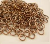 Wholesale 18Ga Antique Copper Jump Ring 4 MM O/D