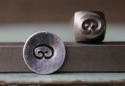 Brand New Supply Guy 6mm Vibe Petroglyph Symbol Punch Design Stamp CH-124