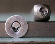 """Brand New Supply Guy 6mm Alien """"Area 51"""" Punch Design Stamp CH-105"""
