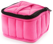 Plant Therapy Essential Oils Fuschia Soft Essential Oils Carrying Case