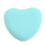HENGSONG Women Heart Cleaning Glove MakeUp Washing Scrubber Board Brushegg Cleaner