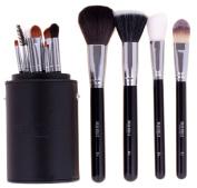Beau Belle Makeup Brushes - Makeup Brush Holder - Makeup Brush Set - Makeup Brushes Holder - Professional Makeup Brushes - Makeup Brushes Set - Make Up Brushes - Make Up Brush Set