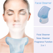 AnHua®Facial Face Thermal Spa Steamer Pores Steam Skin Renewal Sauna Skin Care