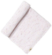 Pehr Designs Showers Pink Swaddle