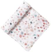Pehr Designs Meadow Swaddle, Pink
