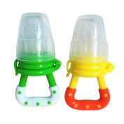 Luoke Nipple Fresh Silicone Baby Feeder Feeding Tool Storage Teether Soother