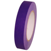 Tape Planet Purple Masking Tape 2.5cm x 55 yards Roll