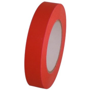 Tape Planet Red Masking Tape 2.5cm x 55 yards Roll